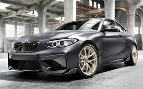Wallpaper BMW, M Performance, BMW M2, Concept based on BMW M2, BMW M Performance Parts Concept ...