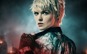 Picture Gotham, season 5, Season 5, Erin Richards, Erin Richards, Barbara Kean