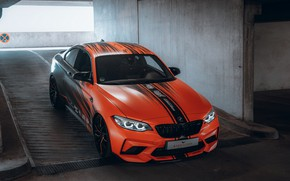 Picture tuning, coupe, the hood, BMW, 2020, F87, M2, BMW M2, M2 Competition, JMS vehicle parts