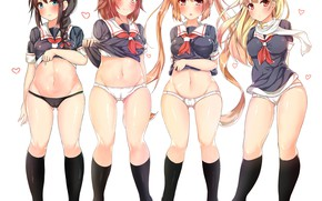 Picture girl, sexy, lingerie, panties, long hair, boobs, anime, beautiful, pretty, brunette, erotic, breasts, underwear, attractive, …