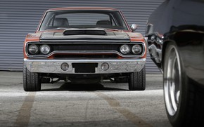 Picture Muscle, Cars, Plymouth, Road Runner, Mopar, Plymouth Road Runner