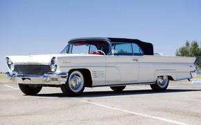 Picture 1960, Convertible, Lincoln Continental, Mark V