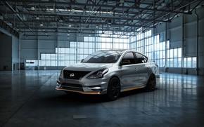 Picture Nissan, Versa, S-TECH