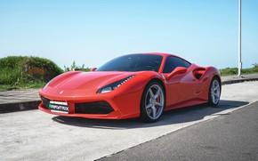 Picture Ferrari, Exhaust, 488, Armytrix, Valvetronic