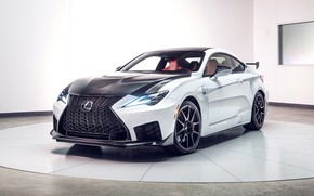 Picture Lexus, Track Edition, RC F, 2019