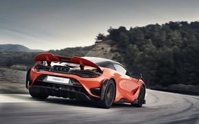 Picture movement, McLaren, wing, back, 2020, 765LT