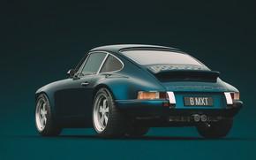 Picture Auto, Minimalism, 911, Porsche, Machine, Car, Sports car, Singer, Transport & Vehicles, Porsche 911 Singer, …