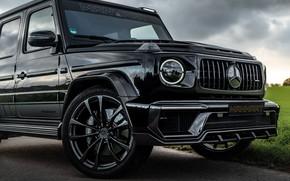 Picture Mercedes-Benz, AMG, Inferno, G-Class, Gelandewagen, G63, Manhart, 2019, G 700