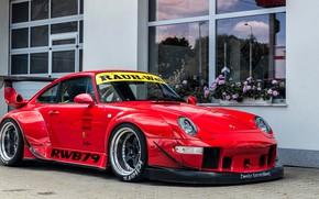 Picture 911, Porsche, Porsche 911, RWB, Porsche 911 RWB