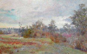 Picture landscape, nature, picture, After The Autumn Rain, Jane Sutherland, Jane Sutherland