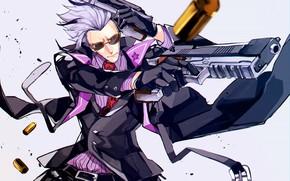 Picture gun, male, Fate / Grand Order, The destiny of a great campaign