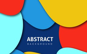 Wallpaper abstraction, background, Abstract, Colorful, Background