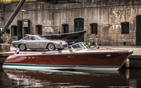 Picture Vehicle, Classic boat, Riva Aquarama Lamborghini