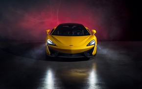 Picture McLaren, supercar, front view, MSO, 570S, by Jimmy Zhang