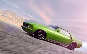 Picture Car, Ford Mustang, Speed, Grand Turismo 6