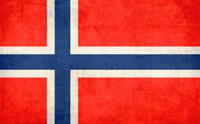 Picture cross, flag, Norway, cross, Norway, fon, flag, Norway, norway, Norge