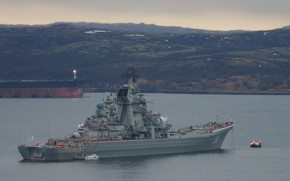 Picture Peter The Great, RAID, missile cruiser