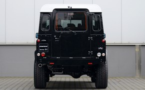 Picture Land Rover, rear view, Defender, 2013, Startech, Series 3.1 Concept