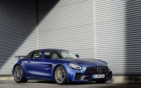 Picture machine, lights, Mercedes-Benz, Roadster, GT R, Mercedes-AMG