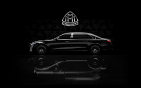 Picture Maybach, Mercedes benz, 100 Years