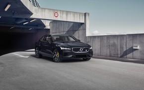 Picture Volvo, sedan, 2018, S60, Polestar Engineered
