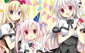 Picture Holiday, Girls, Birthday, Juuoumujin no Fafnir