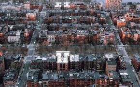 Picture the city, architecture, Boston