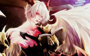 Picture Lucifer, Shingeki no Bahamut, Shingeki no Bahamut Virgin Soul, Virgin Soul