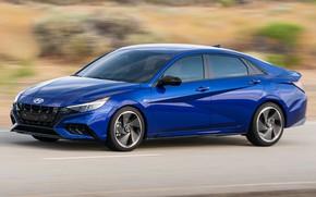 Picture cars, blue, new car, hyundai models, hyundai car, new models, hyundai elentra, hyundai exterior