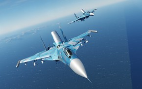 Picture Su-33, Carrier-based fighter, Sukhoi