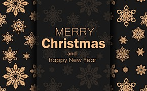 Picture snowflakes, background, holiday, new year, Christmas