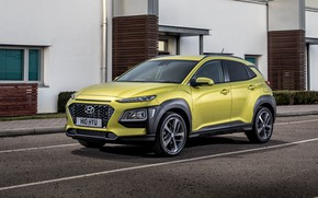 Picture Hyundai, crossover, Play, Kona, 2019