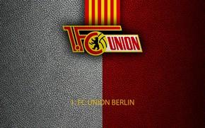 Picture wallpaper, sport, logo, football, Bundesliga, Union Berlin