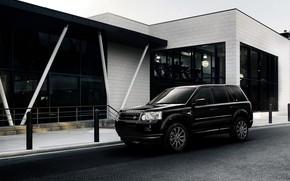 Picture black, Land Rover, 2012, crossover, Freelander, SUV, Freelander 2, LR2, Freelander 2 Sport Limited Edition
