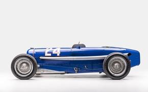 Picture Bugatti, Classic, Grand Prix, Classic car, 1933, Type 59, Bugatti Type 59 Grand Prix