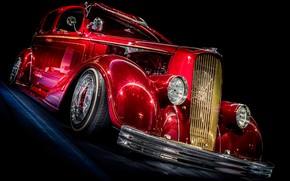 Picture auto, design, retro, car
