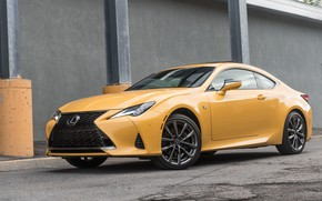Picture Lexus, 2019, RC 350 AWD F SPORT