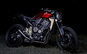 Picture black, Honda, 2018, CB1000R