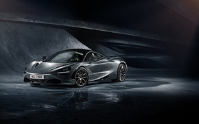 Picture McLaren, Auto, Machine, Grey, Transport & Vehicles, McLaren 720s, by Damian Bilinski, Damian Bilinski