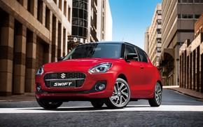 Picture Suzuki, Hybrid, Swift, 2020