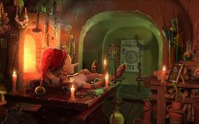 Picture tale, Art, Pinocchio