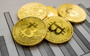 Picture blur, logo, coins, drawing, bitcoin, bitcoin