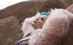 Picture look, singer, Halsey
