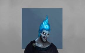 Picture Figure, Disney, Art, Art, Cartoon, Illustration, Fan Art, Hades, Hades, Villain, by Alejandro Castillejo, Hades, …