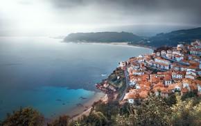 Picture Asturias, Lastres, mirador de San Roque