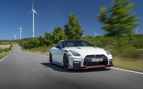 Picture speed, Nissan, GT-R, R35, Nismo, 2019