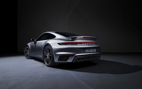 Picture 911, Porsche, Turbo S, 2020, 992