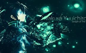 Picture background, guy, Owari no Seraph, The last Seraphim, Yuichiro Hakua