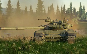 Picture Russia, Main battle tank, Т-73Б3