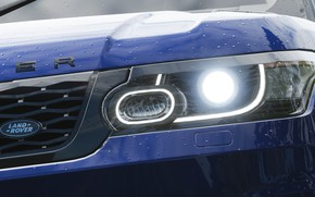 Picture Light, Land Rover, Range Rover, Game, Xbox One S, Forza Horizon 4